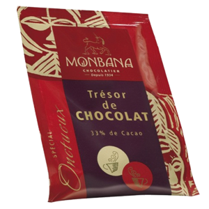 Trésor de chocolat <br>(boîte de 100 doses)
