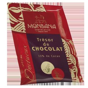 Trésor de chocolat <br>(10 sachets)