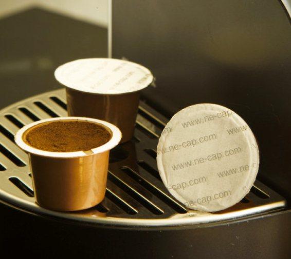 Enfin notre café en capsule