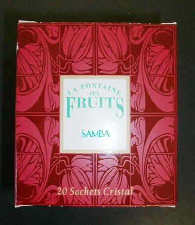 Infusion Samba <br> 20 sachets